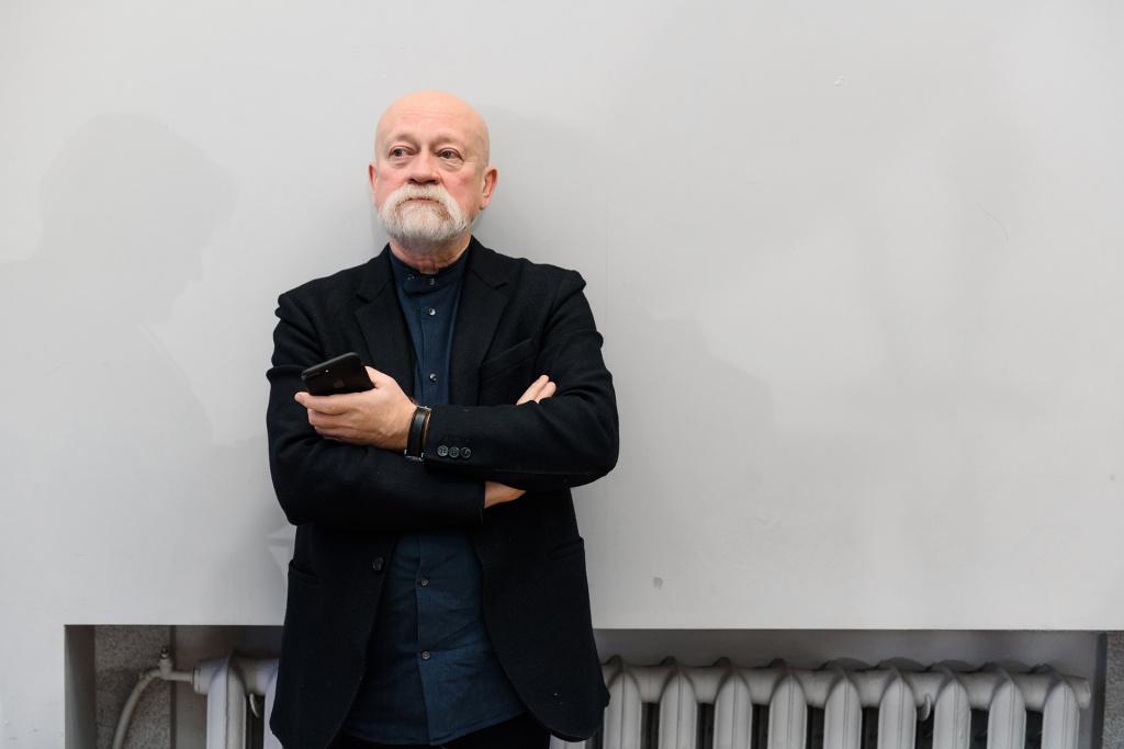 президент Союза архитекторов России Николай Шумаков, фото: Аркадий Колыбалов